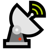 Satellite Antenna on Microsoft Windows 10 October 2018 Update