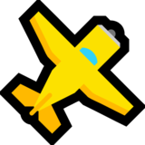 Small Airplane on Microsoft Windows 10 October 2018 Update