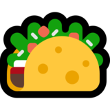 Taco on Microsoft Windows 10 October 2018 Update