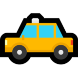 Taxi on Microsoft Windows 10 October 2018 Update