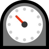 Timer Clock on Microsoft Windows 10 October 2018 Update