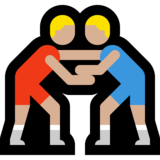 Wrestlers, Type-3 on Microsoft Windows 10 October 2018 Update