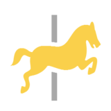Carousel Horse on Microsoft Windows 8.1