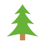 Evergreen Tree on Microsoft Windows 8.1