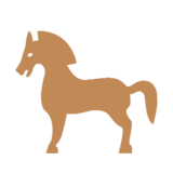 Horse on Microsoft Windows 8.1