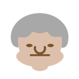 Old Woman on Microsoft Windows 8.1