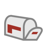 Open Mailbox with Lowered Flag on Microsoft Windows 8.1