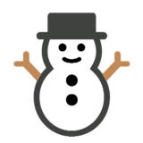 Snowman Without Snow on Microsoft Windows 8.1