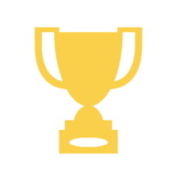 Trophy on Microsoft Windows 8.1