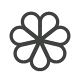 White Flower on Microsoft Windows 8.1