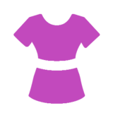 Woman's Clothes on Microsoft Windows 8.1
