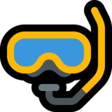 Diving Mask on Microsoft Windows 10 May 2019 Update