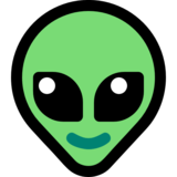 Alien on Microsoft Windows 10 May 2019 Update