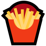 French Fries on Microsoft Windows 10 May 2019 Update
