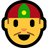 Person With Skullcap on Microsoft Windows 10 May 2019 Update