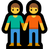 People Holding Hands on Microsoft Windows 10 May 2019 Update