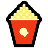 Popcorn on Microsoft Windows 10 May 2019 Update