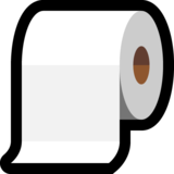Roll of Paper on Microsoft Windows 10 May 2019 Update