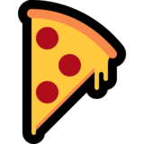 Pizza on Microsoft Windows 10 May 2019 Update