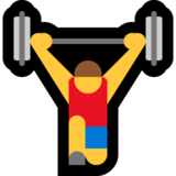 Person Lifting Weights on Microsoft Windows 10 May 2019 Update