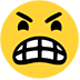 Angry Face on Microsoft Windows 10