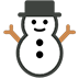 Snowman Without Snow on Microsoft Windows 10