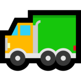 Articulated Lorry on Microsoft Windows 10 Anniversary Update