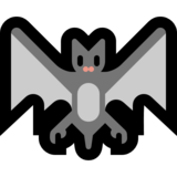 Bat on Microsoft Windows 10 Anniversary Update