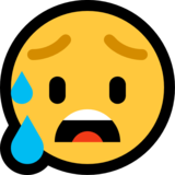 Sad but Relieved Face on Microsoft Windows 10 Anniversary Update