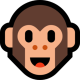 Monkey Face on Microsoft Windows 10 Anniversary Update