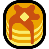 Pancakes on Microsoft Windows 10 Anniversary Update