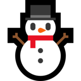 Snowman Without Snow on Microsoft Windows 10 Anniversary Update