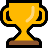 Trophy on Microsoft Windows 10 Anniversary Update