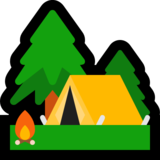 Camping on Microsoft Windows 10 Creators Update