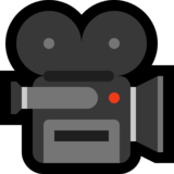 Movie Camera on Microsoft Windows 10 Creators Update