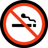 No Smoking on Microsoft Windows 10 Creators Update