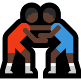 Wrestlers, Type-6 on Microsoft Windows 10 Creators Update