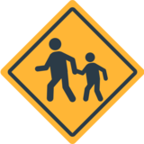 Children Crossing on Mozilla Firefox OS 2.5