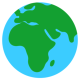 Globe Showing Europe-Africa on Mozilla Firefox OS 2.5