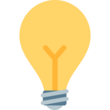 Light Bulb on Mozilla Firefox OS 2.5