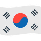 Flag: South Korea on Mozilla Firefox OS 2.5
