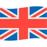 Flag: United Kingdom on Mozilla Firefox OS 2.5