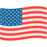 Flag: United States on Mozilla Firefox OS 2.5