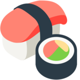 Sushi on Mozilla Firefox OS 2.5