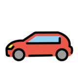 Automobile on OpenMoji 1.0