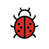 Lady Beetle on OpenMoji 1.0