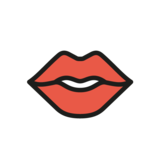 Mouth on OpenMoji 1.0