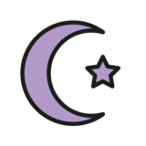 Star and Crescent on OpenMoji 1.0