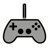 Video Game on OpenMoji 1.0