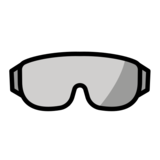 Goggles on OpenMoji 12.0